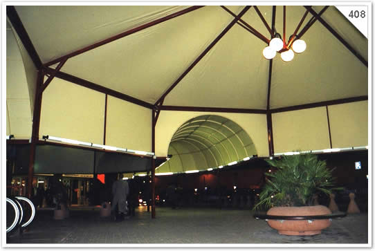 Manual Retractable Roof
