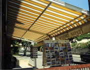 California retractable awnings