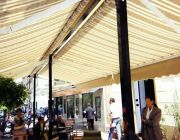 San Diego Retractable awning